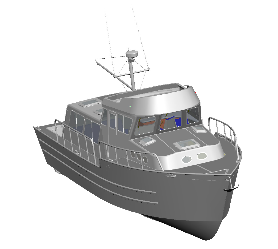 Custom Aluminum Boats, Custom Boat Builders, Custom Welded Aluminum ...