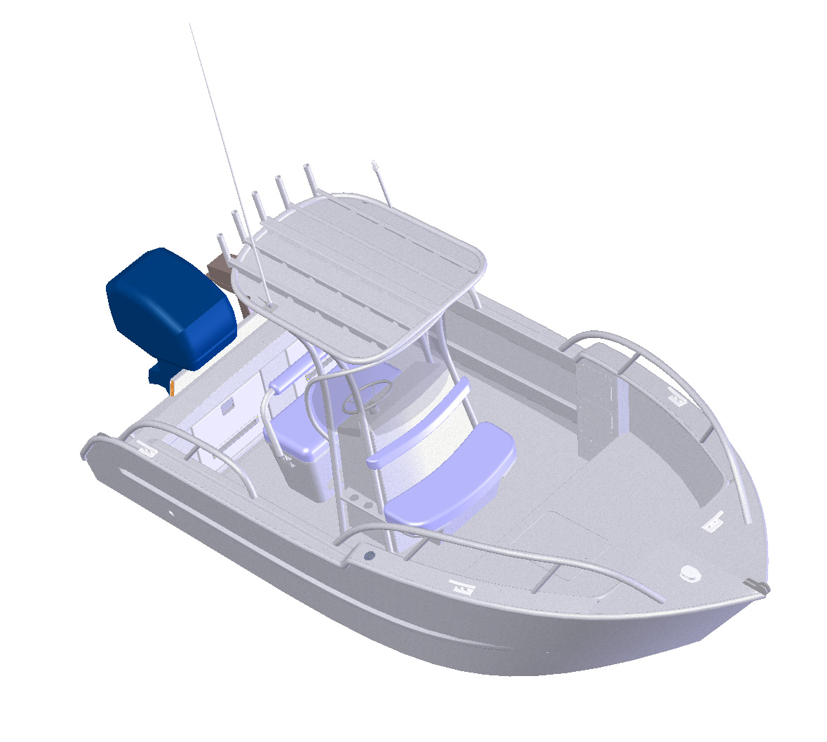 Aluminum boat console plans | Estars