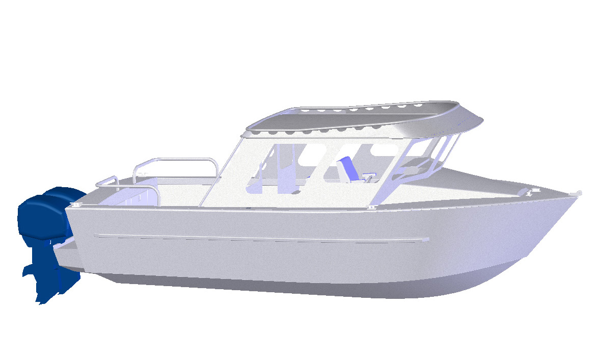 Aluminum Boat Plans Designs