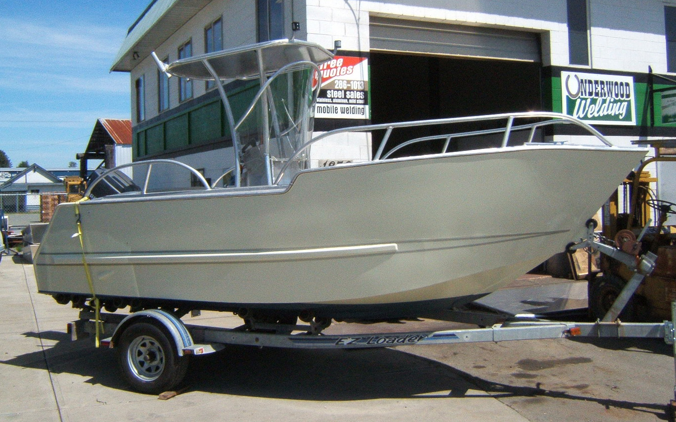 Fishing boats custom aluminum boats for Best aluminum fishing boat for the money